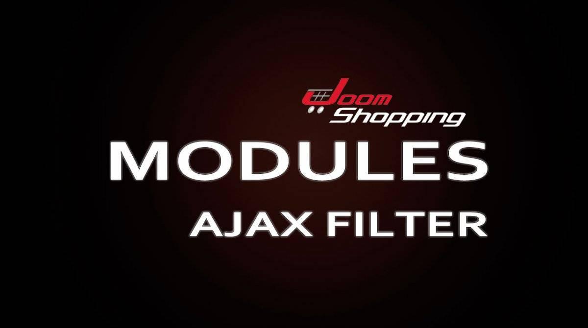 JoomShopping фильтр товаров
