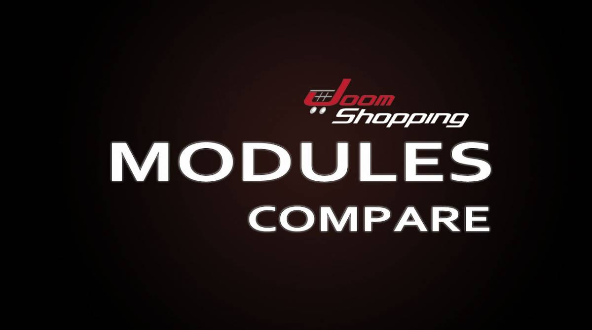 JoomShopping модуль сравнения товаров