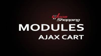 JoomShopping ajax модуль корзины
