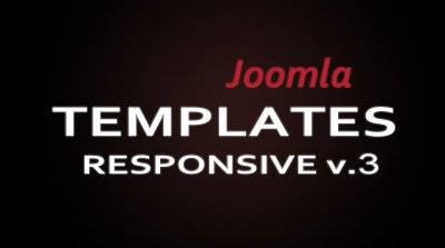 Адаптивный шаблон для Joomla 3
